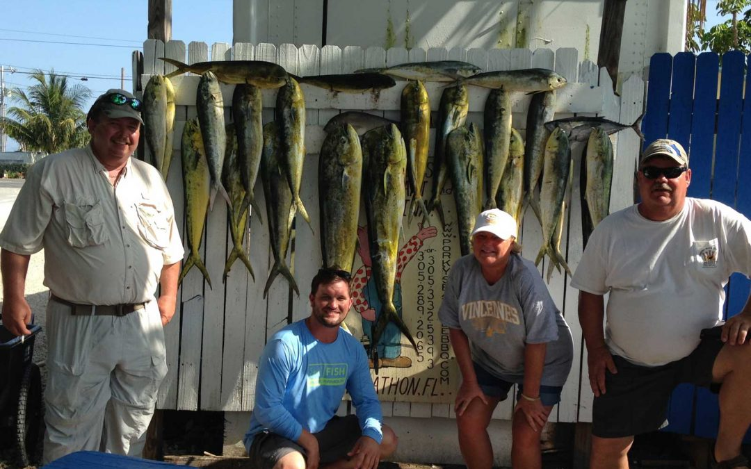 Florida Keys Sportfishing Half Day Trips